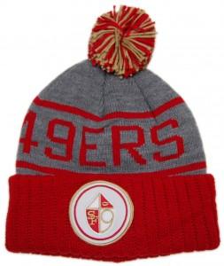 49ers Beanie