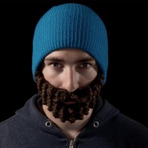 Beanie Hat with Beard