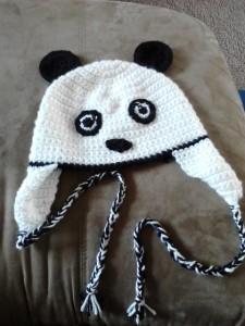 Beanie Panda