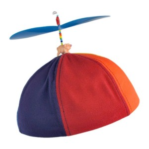Beanie with Propeller