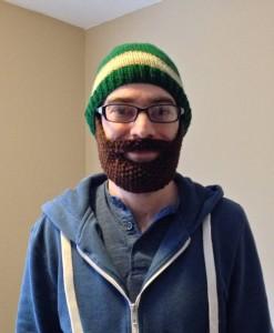 Beard Beanie Crochet Pattern