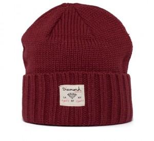 Burgundy Hat Beanie