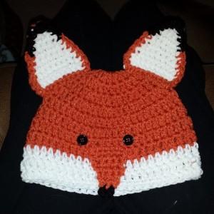 Fox Beanie