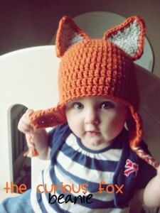 Fox Beanie Baby