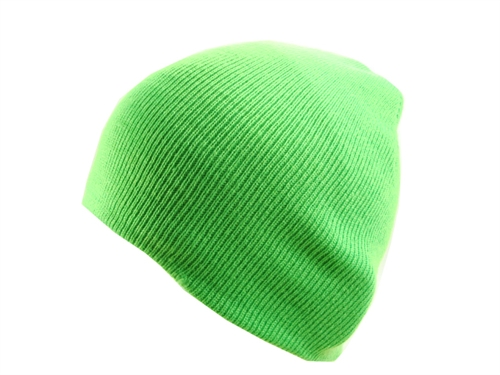 Green Beanie Hat dd15bbc4328