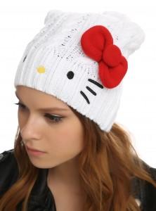 Hello Kitty Beanies