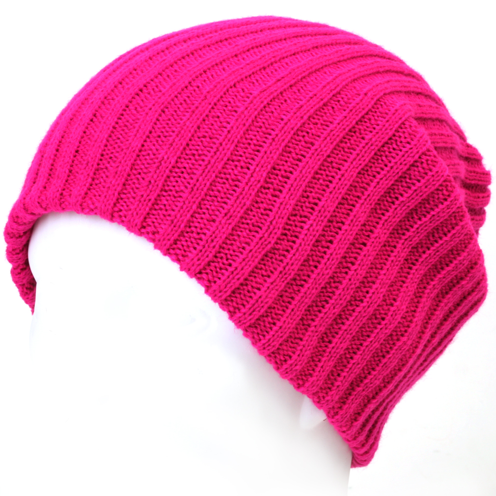 how to wear a womens beanie hat