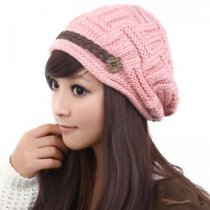 Knitted Beanies for Women