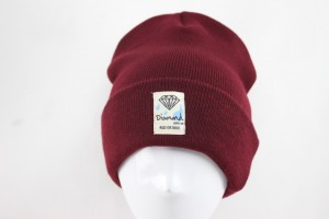 Maroon Hat Beanie