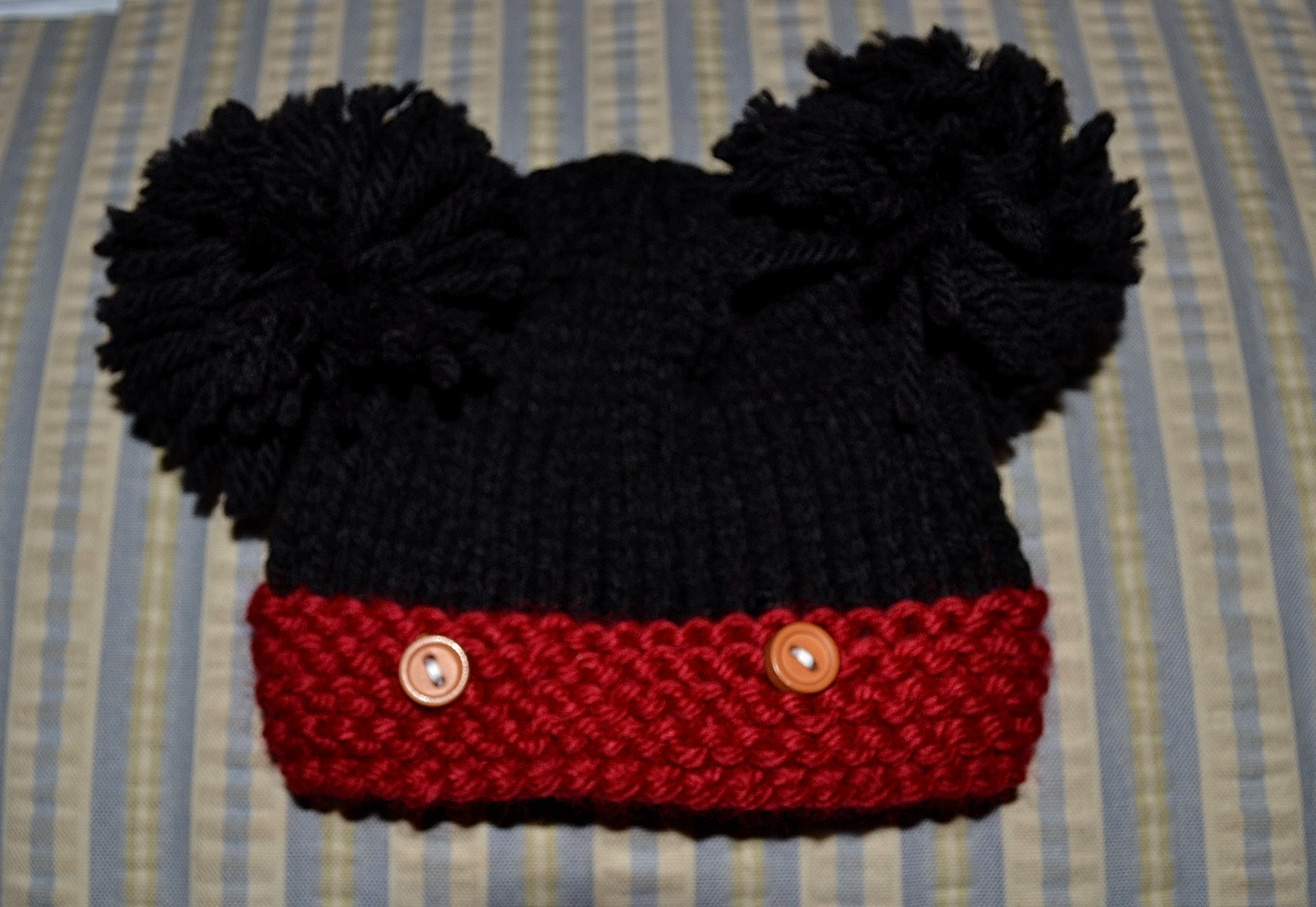 Mickey Mouse Crochet Pattern Free Amazing Inspiration Design