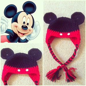Mickey Mouse Beanies