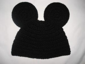 Mickey Mouse Ear Beanie