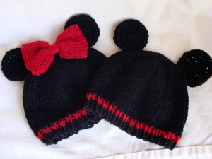 Mickey Mouse Hat Beanie