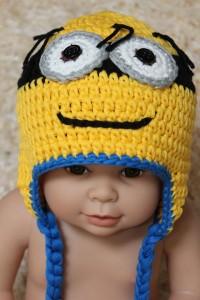 Minion Beanie Baby