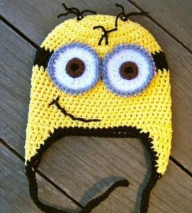 Minion Beanie Pattern DIY