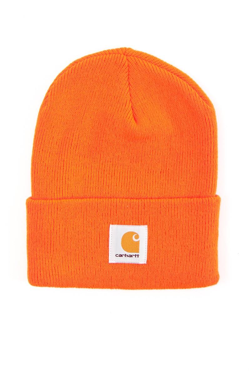 Orange Beanie | Beanie Ville