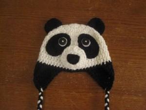 Panda Hat Beanie
