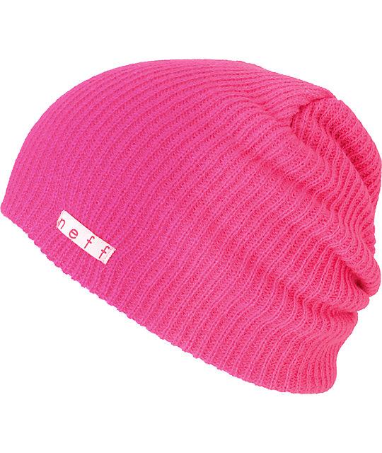 Pink Beanies Beanie Ville