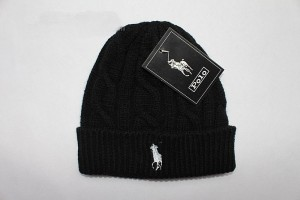Polo Beanies for Men