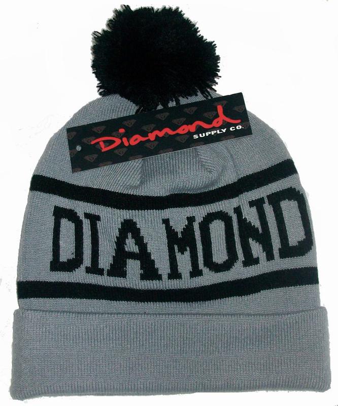 Diamond Supply Co Beanie Tumblr