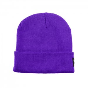 Purple Beanie Hats