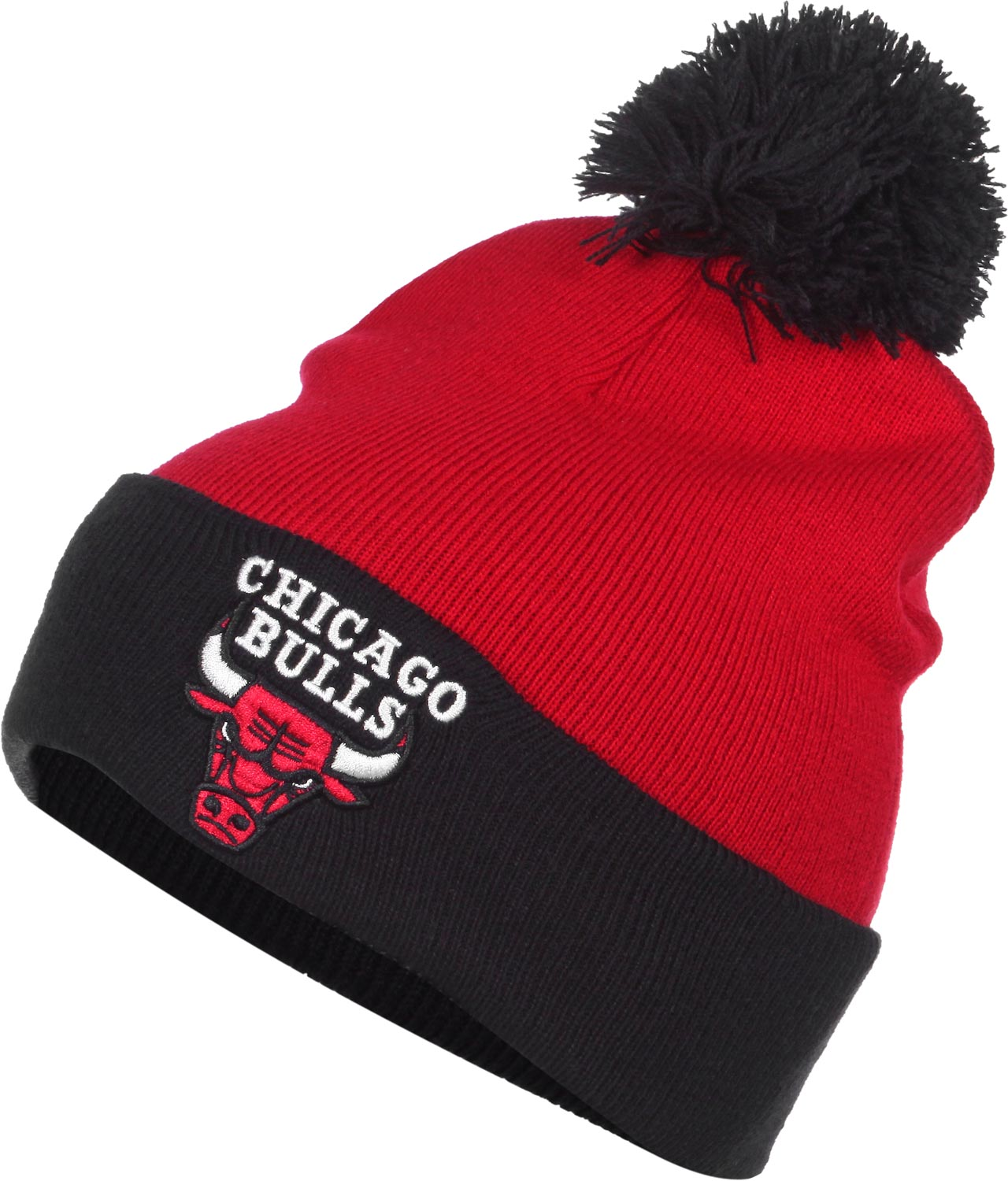 36c71e462f6 ... where to buy red chicago bulls beanie b3008 abddc