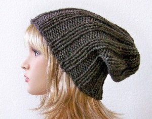 Slouchy Beanie Hats for Women
