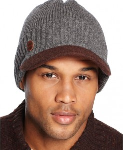 Visor Beanies for Men