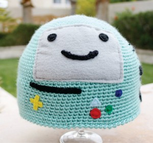 Adventure Time Beanie Hat