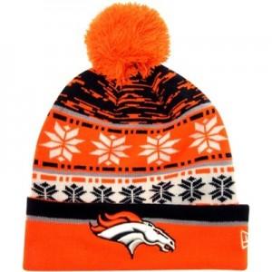 Broncos Beanie Hat