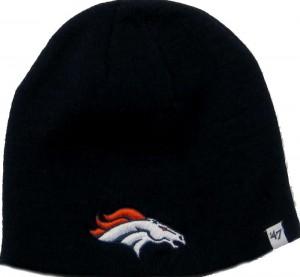Broncos Hat Beanie