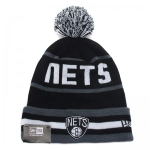Brooklyn Nets Beanie Hat