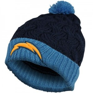 Chargers Beanie Images