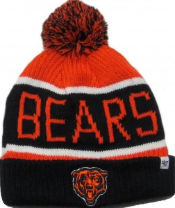 Chicago Bears Beanie Pictures