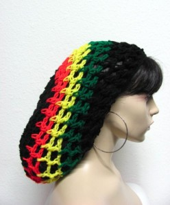 Crochet Rasta Beanie