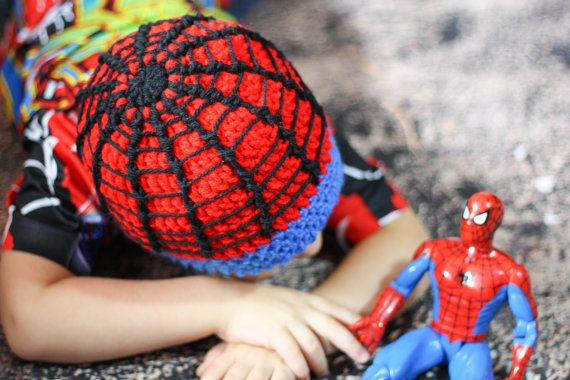 Spiderman Beanie Beanie Ville