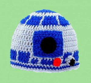 Crochet Star Wars Beanie