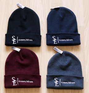 Embroidered Beanies Images