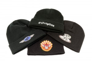 Embroidered Beanies Photos