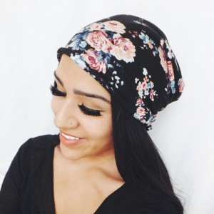 Floral Beanie Images