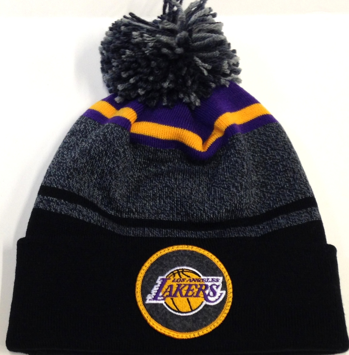 Lakers Beanies Hat 2dd7297dc7a