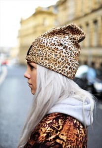 Leopard Beanies Pictures