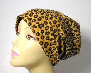 Leopard Hat Beanie