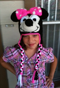 Minnie Mouse Beanie Pictures