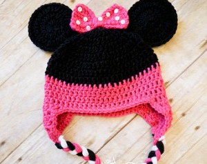 Minnie Mouse Beanies