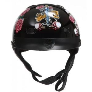 Motorcycle Beanie Helmet