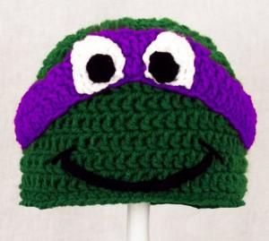 Ninja Turtle Beanie Hat