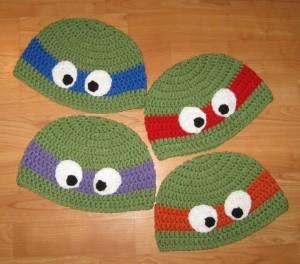 Ninja Turtle Beanies Pictures