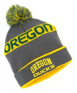 Oregon Duck Beanies