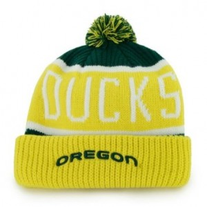 Oregon Ducks Beanie Hat